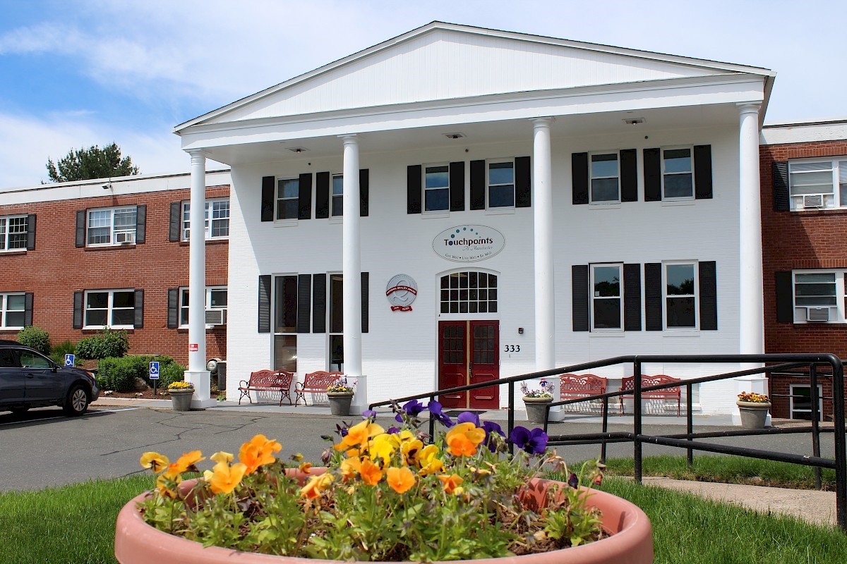 Manchester CT Rehabilitation Center O Touchpoints At