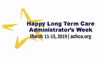 Long Term Care Administrators Week, iCare Health Network, Touchpoints Rehab, Licensed Nursing Home Administrators